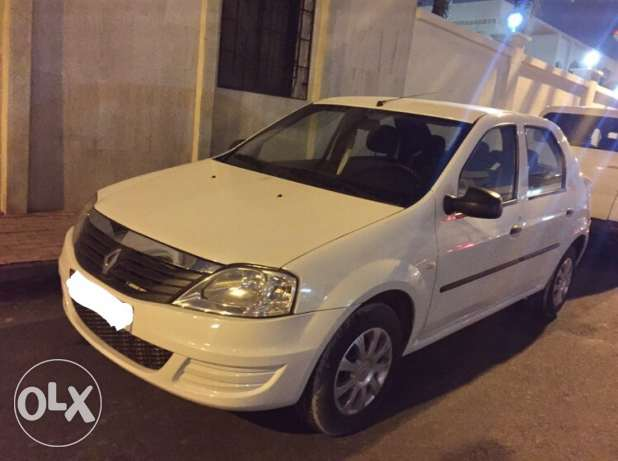 Car for Rent low mileage - Renault Logan.