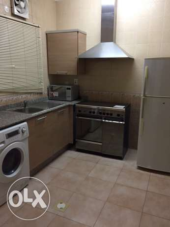 Fully furnished flat 2 bhk in al Nasr