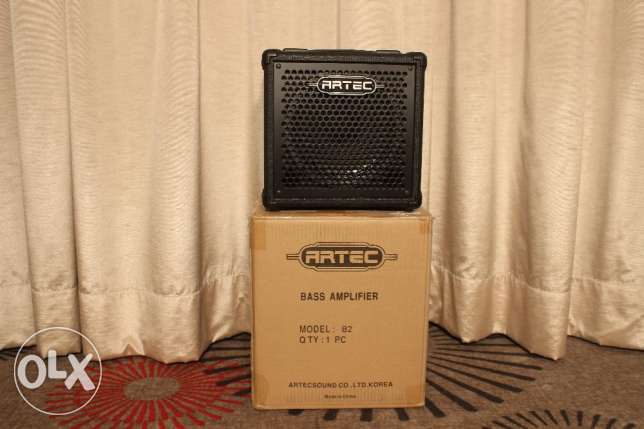 Bass Guitar Amplifier 20 Watts. Brand New! Loweste price Guaranteed!