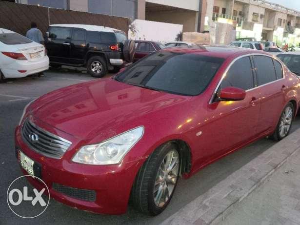 Infinite for sale G37