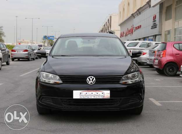 Used Volkswagen Jetta Model 2014