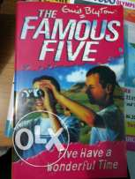 Famous Five books for sale!!!
