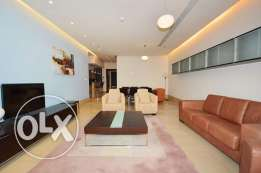 Fully Furnished 2 Bedroom Apartment in West Bay