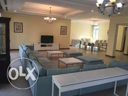 HTTC61- Luxurious FF 4 Ensuite + Maids BR Villa w Private Beach Access