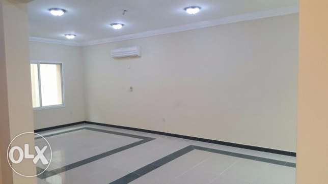For rent a 4bhk villa inside compound in al gharrafa