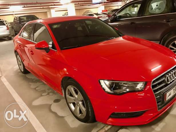 2016 Audi A3 for lease