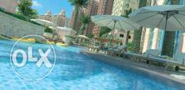 Semi-Furnished 3/Bedroom Apartment in Viva Bahriya - The Pearl