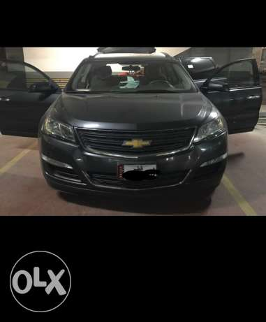 Chevrolet Traverse 2013 New Shape