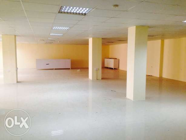 [1 Month Free] 200m², UN-Furnished Office Space in -Old Airport- المطار القديم -  1