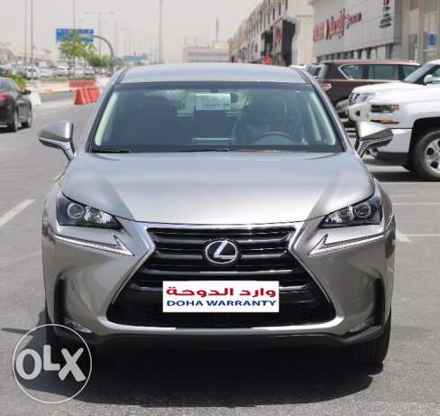New Lexus NX200t Model 2017