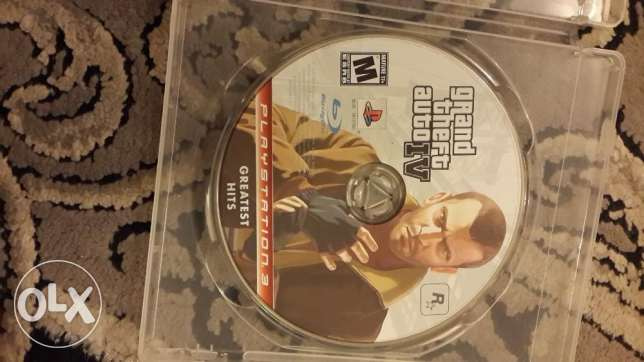 GTA IV for sale