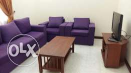 No commission Spacious1bhk furnish Apartment for Rent in Musherib