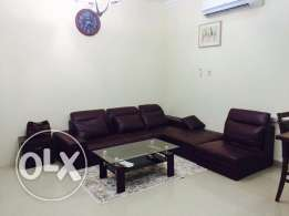 Spaciuos Fully Furnished 1Bhk for rent near Aspire Zone.
