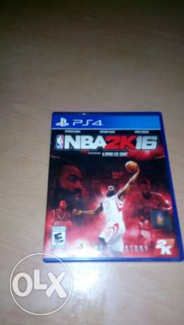 NBA2K16 For sale! Used 2x only!