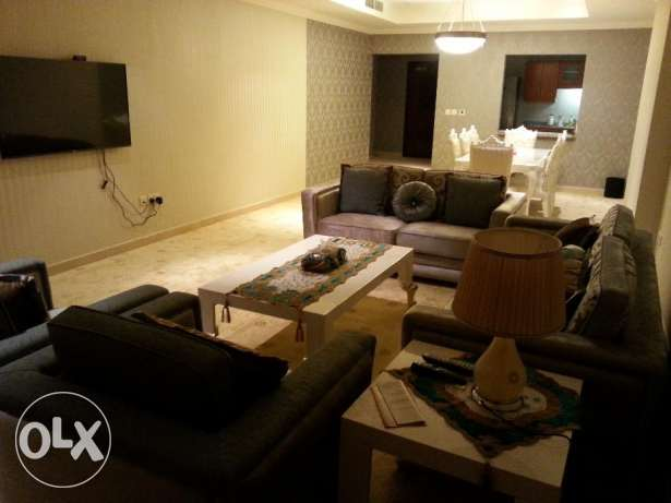 1 Bedroom apartment in Porto Arabia الؤلؤة -قطر -  2