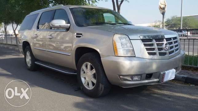 Cadillac Escalade model 2007, perfect condition