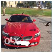 BMW Z4 SDrive 35i in excellent condition, low mileage and price