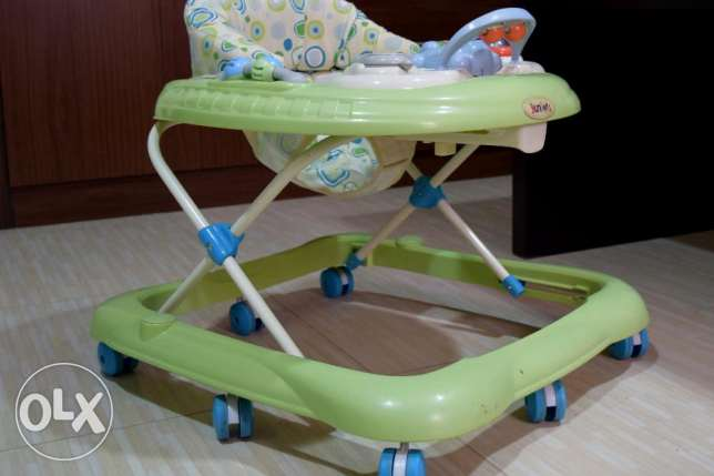 Juniors baby walker