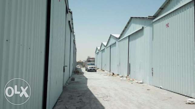 Store for rent at industrial area- 52