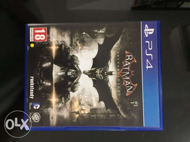 Batman Arkham Knight (PS4)