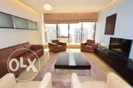Artistic Two bedrooms apartment fully furnished