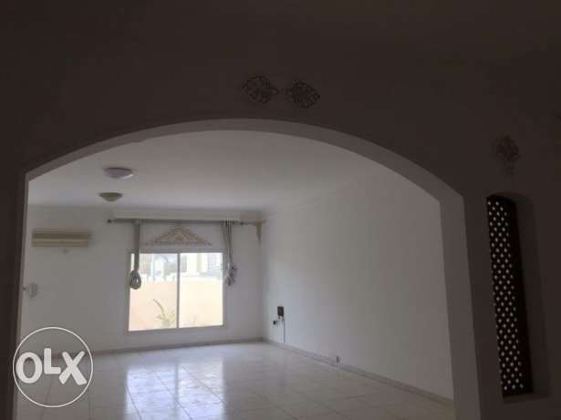 Free stand akin villa 3BHK semi furnished plus maid room
