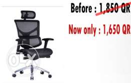 Brand New Office Chair - 4 Cambridge Trading