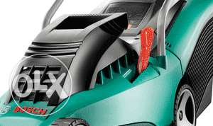 Bosch-Rotak-40-Ergoflex Lawnmower (Made in UK)