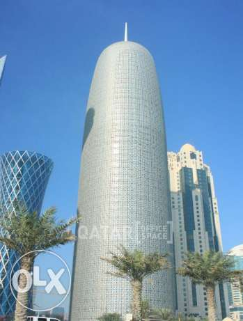 Furnished Offices in Doha Tower, West Bay
