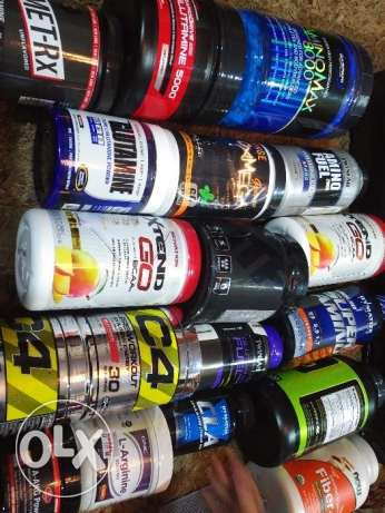 Bodybuilding and sport nutrition