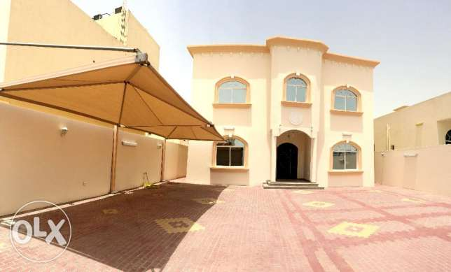 brand new spacious hall + spacious 7 bedroom + out house villa