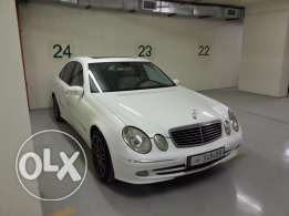 Mercedes E-Class Good Condition-Well Maintained