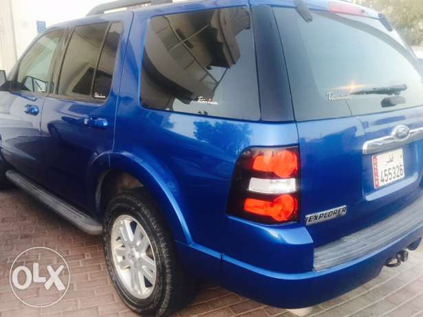 Ford Explorer 2010 EX. Condition