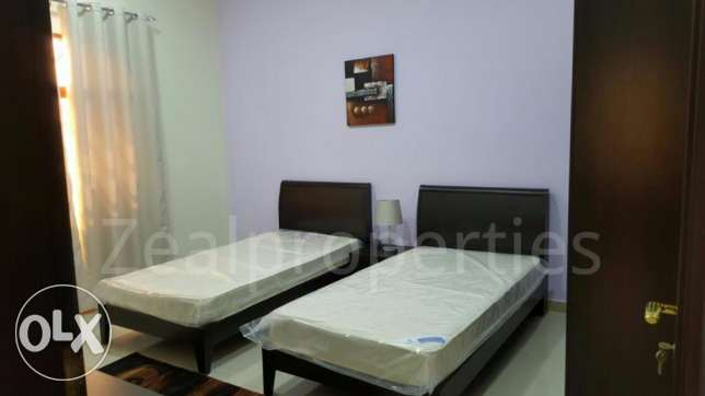 Furnished 3-BHK available in Umm Salal