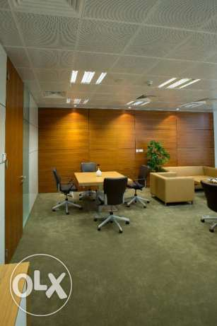 Have your personalized Offices At Barwa Tower
