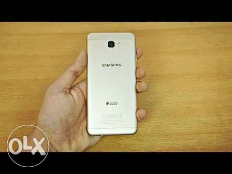 Sussang galaxy j5 prime gold 16GB