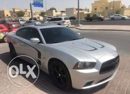 luxury and sport Dodge Charger RT V8