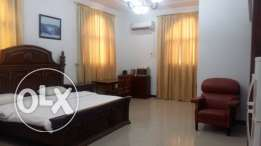 West bay - Fully furnished villa apartments available with utilities