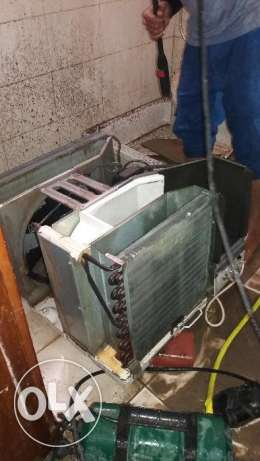 Air conditioner Service & Cleaning