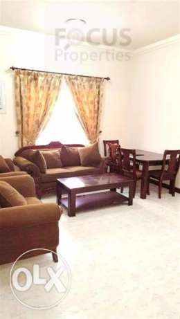 well maintained fully furnished 1BHK apartment at mushaireb