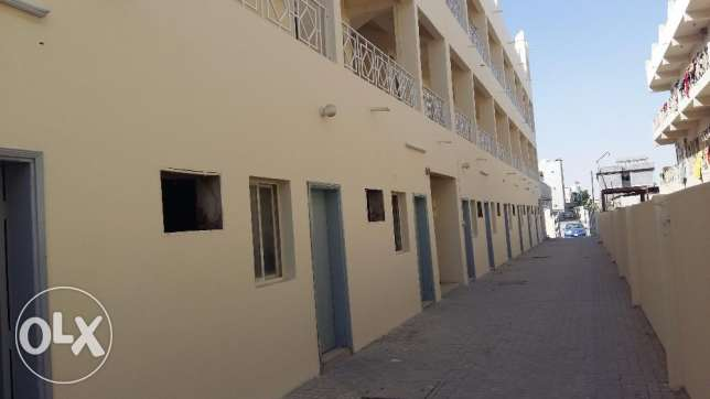 Labor camp - 15, 20, 29 Rooms for rent