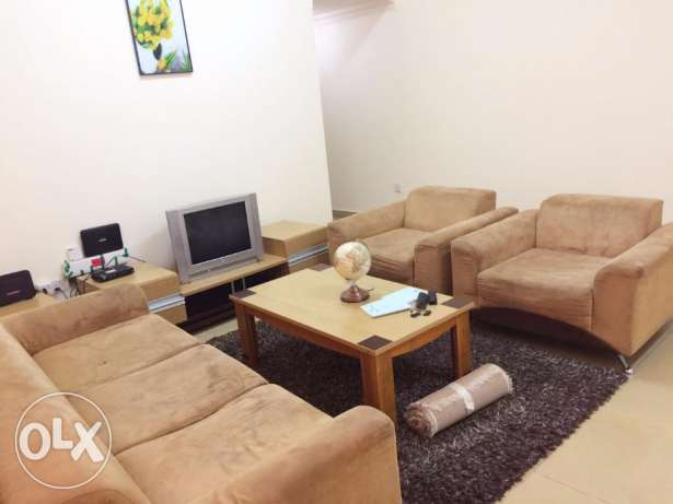 Fully-Furnished, 2-Bedroom Flat in {Al Hilal} الهلال -  2