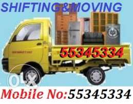 shifting moving truck service