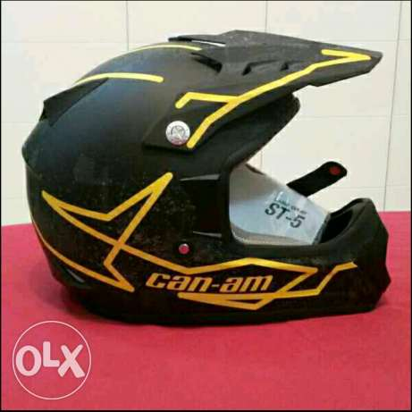 Helmet Can-am