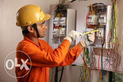 Manpower supply for electrician and ductman