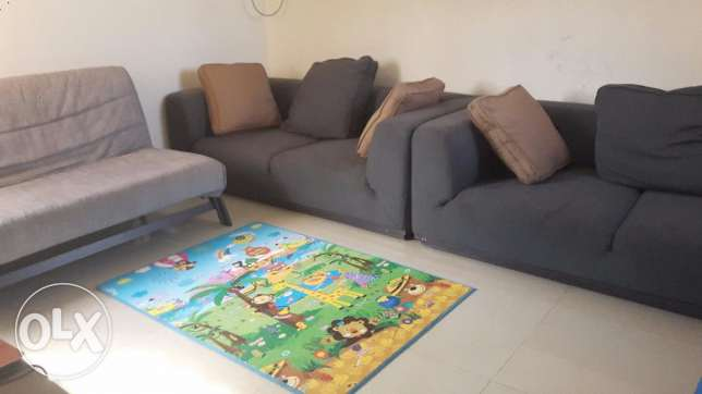 1 bhk villa apartmet fully furished