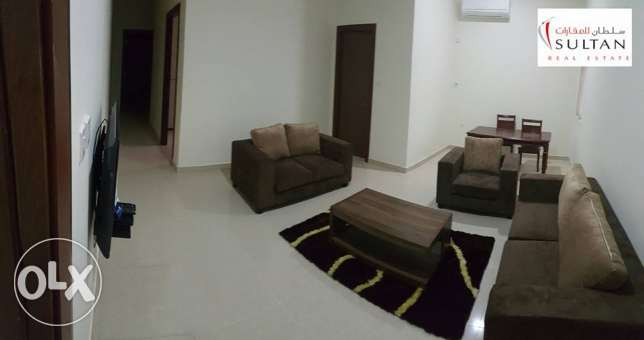 Furnished Flat apartment in Wukair area