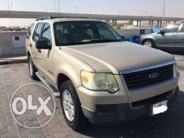 Ford Explorer 2006, Perfect Condition, Expat Leaving Qatar