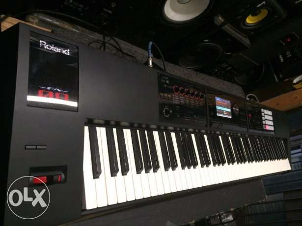 Roland FA-08 88-key Keyboard