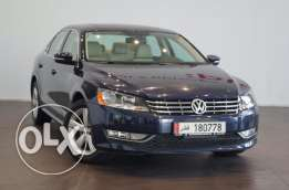 VW-Passat high line